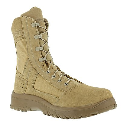 "Reebok Krios 8"" Tactical Waterproof Boot, AR670-1 Compliant"
