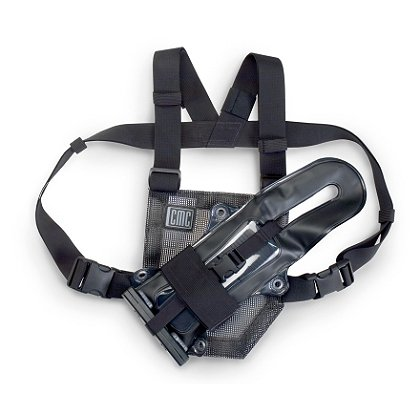 CMC: Water Resistant Radio Harness with Aqua Pac Bag