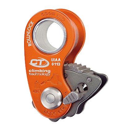 CMC: Roll-N-Lock Ultralight Pulley/Ascender