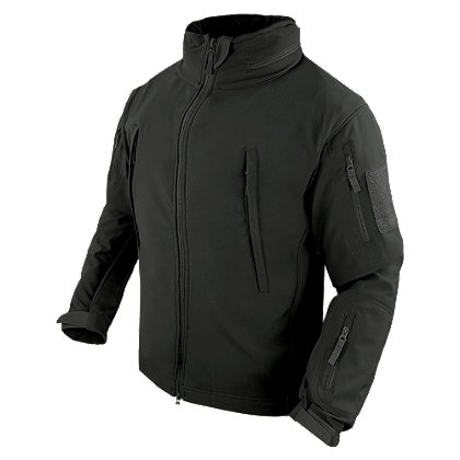 Condor: Summit Tactical Soft Shell All-Seasons Jacket, Waterproof