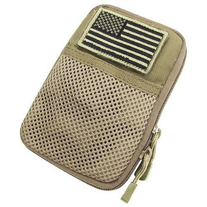 Condor: Modular Pocket Pouch with US Flag Patch
