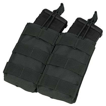 Condor: Double Open Top M4/M16 Mag Pouch