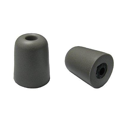 Code Red Easy Shape High Density Foam Ear Tips for Clear Tube Earpieces