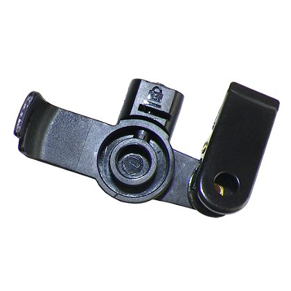 Code Red: Transducer Adapter with Clothing Clip