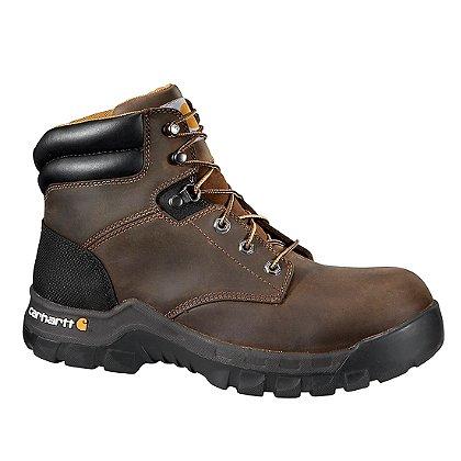 """Carhartt Women's 6"""" Rugged Flex Composite Toe Work Boots, Medium Width"""