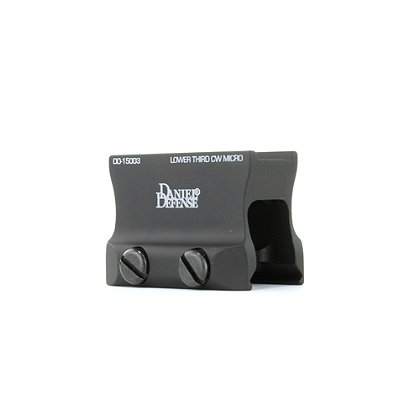 Daniel Defense: Mount for Aimpoint Micro Optic