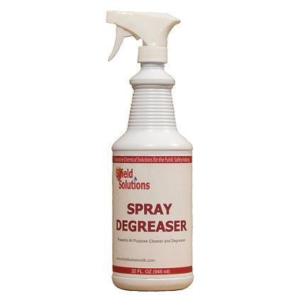 Shield Solutions: Spray Degreaser
