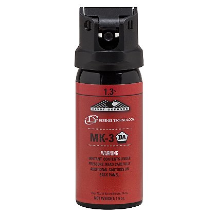 Defense Technology: First Defense 1.3% MK-3 OC Aerosol