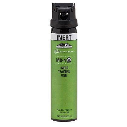 Defense Technology: Inert MK-4 , 4.2oz, Stream/Foam