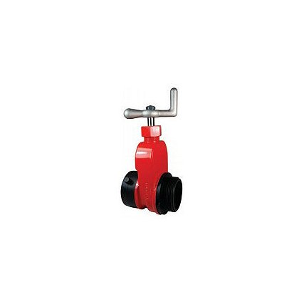 Dixon: Global Aluminum Hydrant Gate Valve with Speed Handle