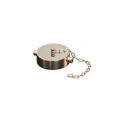 Dixon Brass Pin Lug Cap Polished Chrome Plated