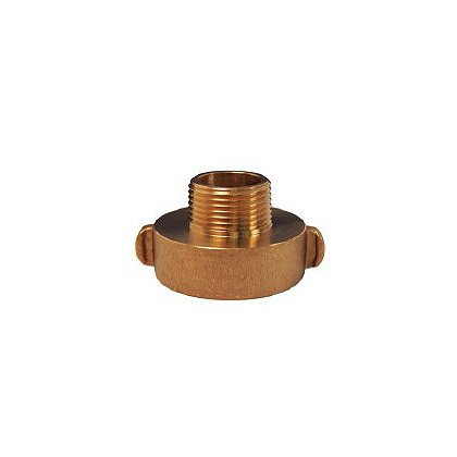Dixon: Brass Hydrant Adapter Rocker Lug