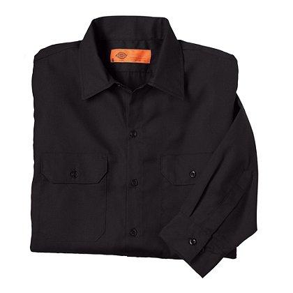 Dickies: Premium Long Sleeve Station Shirt