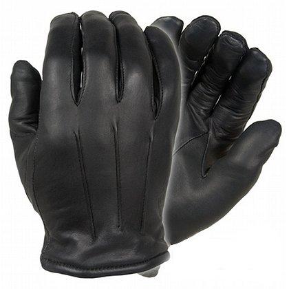 Damascus: Thinsulate Line Leather Dress Glove, Black
