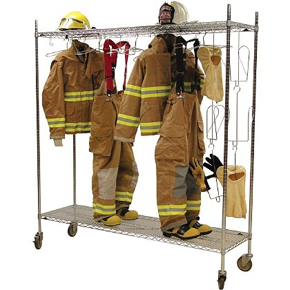 Groves Inc.: Mobile Air Laundry Rack