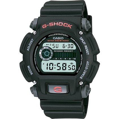 Casio: G-Shock Digital Watch, Black