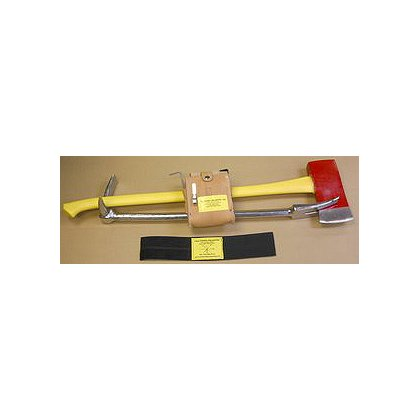 Fire Hooks Unlimited: Dynamic Foursome, Forcible Entry Kit