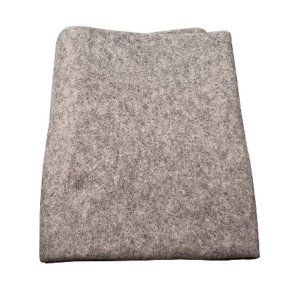 Dynarex Disposable Grey Blanket - 100% Polyester