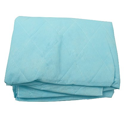 Dynarex Disposable Blue Non-Woven Blanket