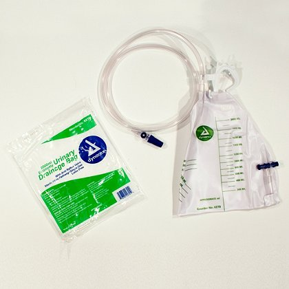 Dynarex: Advantage Urinary Drainage Bag