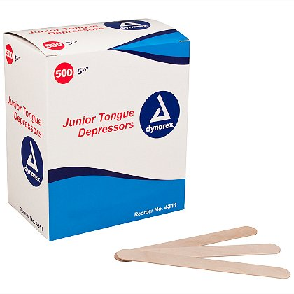 Dynarex: Tongue Depressor