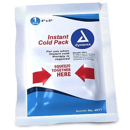 Dynarex Instant Cold Pack, 4