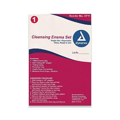 Dynarex Cleansing Enema Set