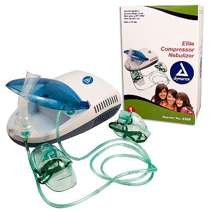 Dynarex: Elite Compressor Nebulizer