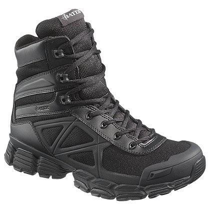 Bates Men's Leather and Mesh Velocitor Boot, Black