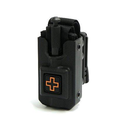 Eleven10: Rigid TQ Case for SOF®TT/SOF®TT-W, w/ Tek-Lok Belt Attachment