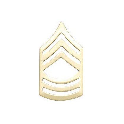 Smith & Warren: Master Sergeant Military Chevron Pin Set, 1.52