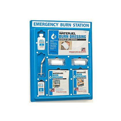 Waterjel Emergency Burn Station