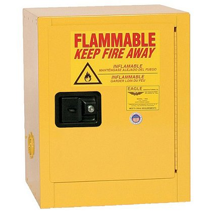 Eagle Manufacturing: Flammable Liquid Storage Cabinet