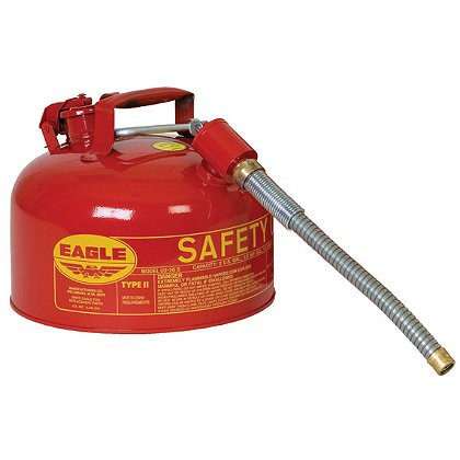 Eagle Manufacturing: 2 Gallon Type II Safety Can