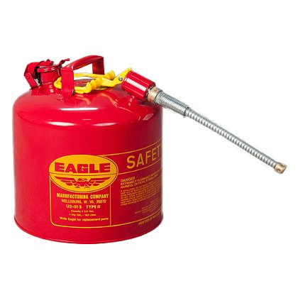 Eagle Manufacturing: 5 gal Type II Safety Can