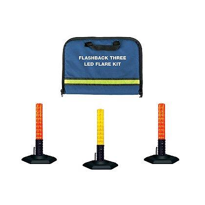 EMI Flashback Three LED Baton Flare Kit