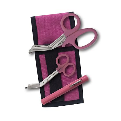 EMI Colormed Basic Holster Set, Pink