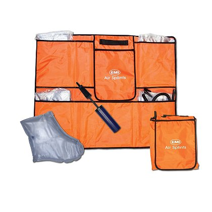 EMI: Emergency Air Splint Kit