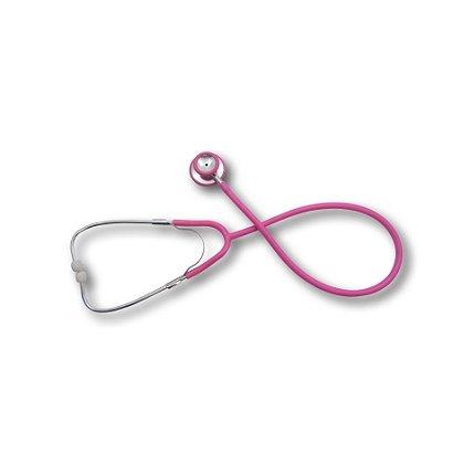 EMI: Dual Head Stethoscope, Pink