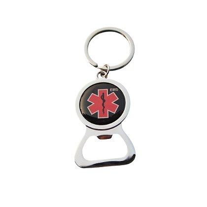 StatGear: EMS Keychain Bottle Opener