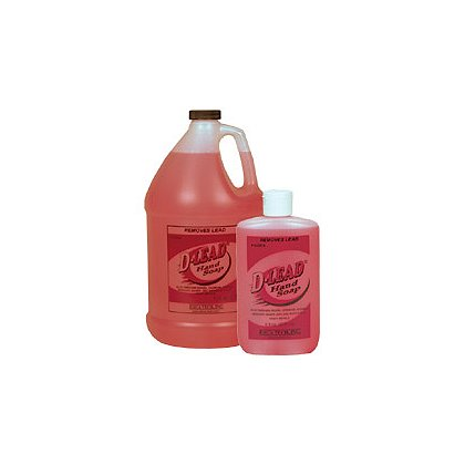 ESCA Tech D-Lead Hand Soap for Removing Heavy Metal Dusts