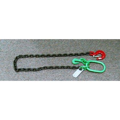 Junkyard Dog: 5' Accessory Chain with 9/32