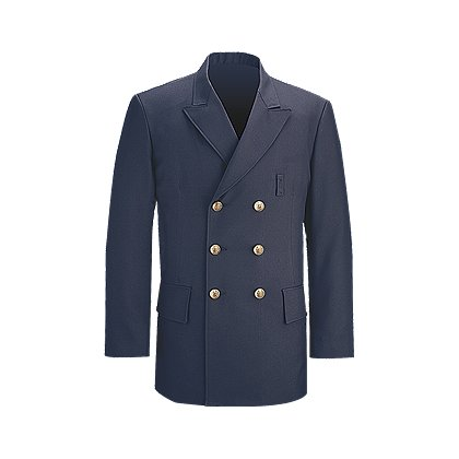Flying Cross Command Men's Double Breasted Dress Coat