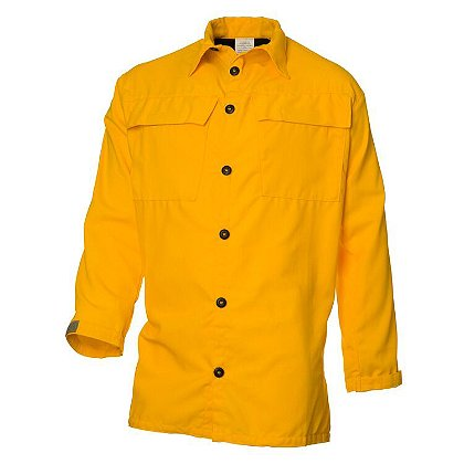 Coaxsher: Vector Wildland Fire Shirt, Yellow