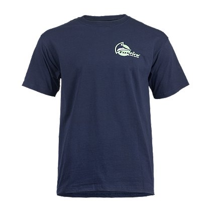 FoxFire: Luminescent Search & Rescue T-Shirt, Navy