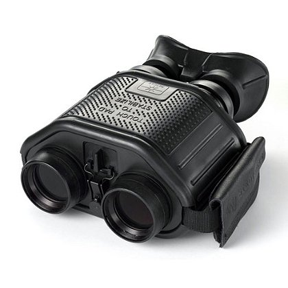 Fraser Optics 14X40mm STEDI-EYE® Gyro-Stabilized Aviator Binocular