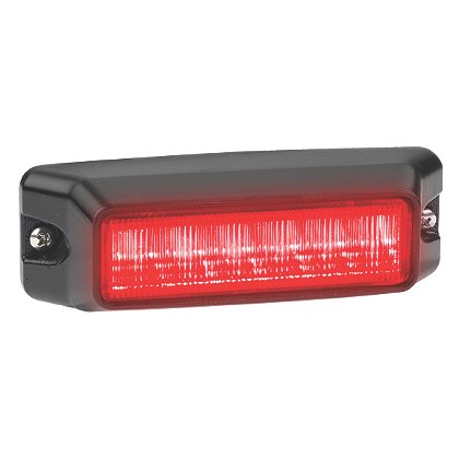 Federal Signal: IMPAXX Exterior Mount Single Color 6 LED