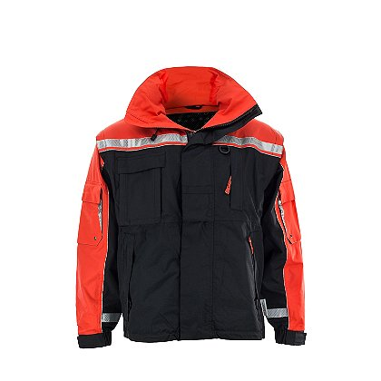 Float-Tech Rally Jacket with Inflatable Vest