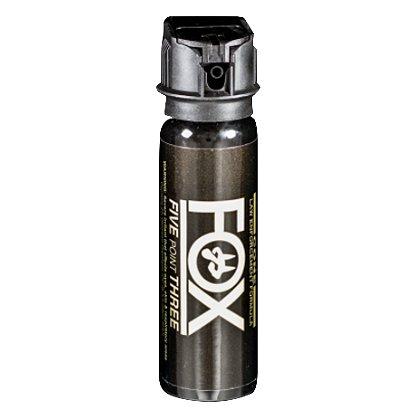 Fox Labs: Pepper Spray MK5 CopTop Stream, 4oz
