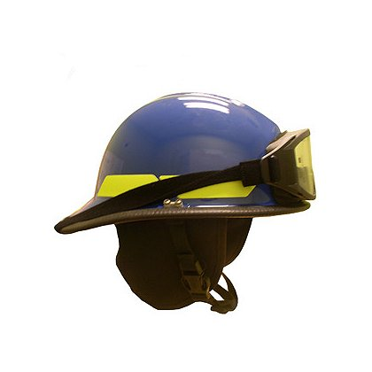 Bullard Firedome FX Helmet, NFPA Certified